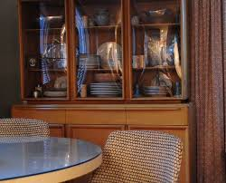 Heywood Wakefield China Cabinet Rocks In The Dryer Find Of The Week