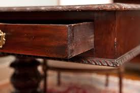 Partner Desk For Sale American Federal Partners U0027 Desk In Mahogany 1820 Bonnin Ashley