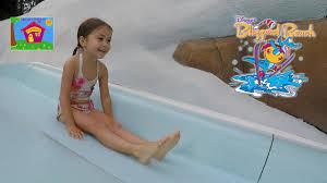 disney u0027s blizzard beach waterpark family raft worlds longest