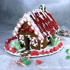 christmas gingerbread house christmas gingerbread house recipes food and cooking