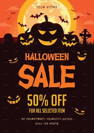 Halloween Sale Halloween Sale Flyer By Infinite78910 Graphicriver