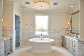 exciting bathroom remodel ideas with rounded bath tub in white