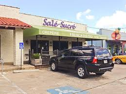 restaurant for sale in houston heights restaurant salé sucré has been locked out of its