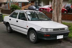 toyota corolla sedan 1993 file 1993 toyota corolla ae92 se sedan 2015 07 15 01 jpg