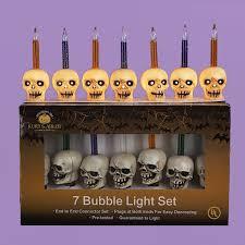Halloween Bubble Night Lights Halloween Bubble Lights