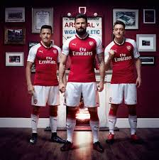 premier league 2017 18 confirmed kits what your club will wear