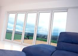 Pvc Folding Patio Doors by Pvc Upvc Liniar Bi Fold Sliding Plus Doors