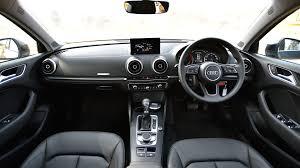 audi convertible interior audi a3 2017 35 tfsi technology interior car photos overdrive