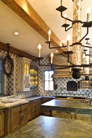 Mediterranean Kitchen Tiles - blue stone mediterranean kitchen tile boston by art of