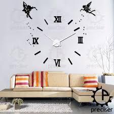 online get cheap large analog wall clock aliexpress com alibaba