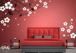 Bedroom Painting Design Wall Painting Designs For Bedroom Unique Bedroom Wall Painting