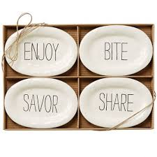 mud pie platter mud pie coffee canister decor out the door
