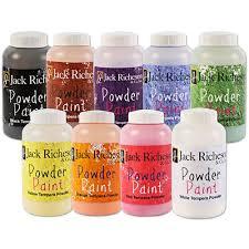 powdered tempera paint