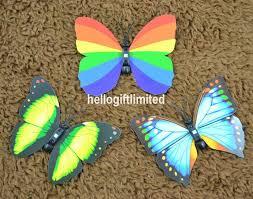 Butterfly Office Decor 100pcs 2 8