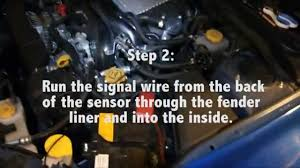 Boost Controller Wiring Diagram How To Install A Defi Red Racer 52mm Boost Gauge In A 08 Subaru