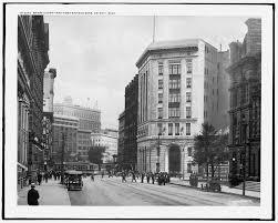 Home Savings by Wayne County And Home Savings Bank Detroit Michigan Ca 1910