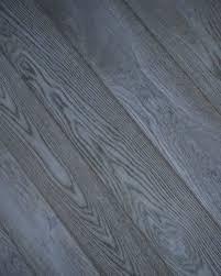 Blue Laminate Flooring Blue Steel Oak Wood Floor Brushed And Lye Finished Hardwax Oiled