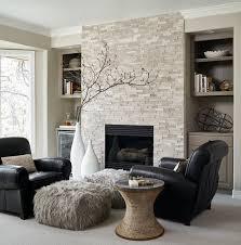 houzz cim transitional living room