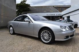 used mercedes benz cl cars for sale motors co uk