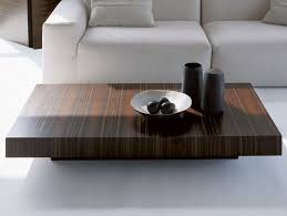modern wood coffee table momo italian designer high end coffee table ebony material