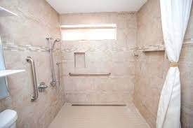 Showers And Bathrooms Wheelchair Accessible Showers Bathrooms Designwalk In Shower