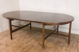Large Extending Dining Table Vintage Retro Rosewood Large Extending Dining Table By