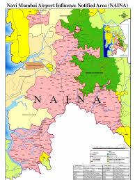 Mumbai Map Naina Extent Map