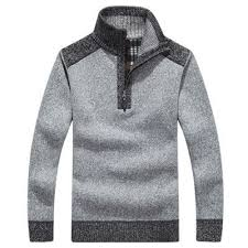 mens pullover sweaters autumn and winter casual knitwear