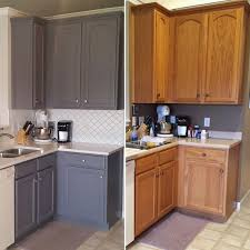 Chalk Paint Kitchen Cabinets Painting Particle Board Kitchen Cabinets Chalk Painting Kitchen