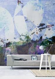 interior wonderful modern paint like wall murals from pixers full image for elegant living space design with classic minimalist gray sofa in front of sweet