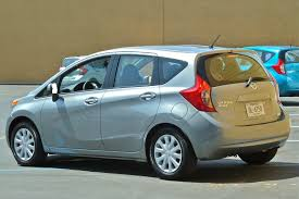 nissan versa in snow nissan versa hits high note new car picks