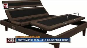 Adjustable Bed Bases Customatic Recalls Adjustable Bed Bases For Shock Hazard