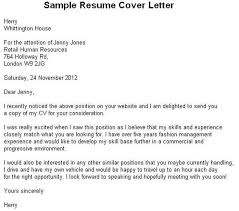 Resume Cover Letter Sample Free by Best 10 Sample Resume Cover Letter Ideas On Pinterest Resume