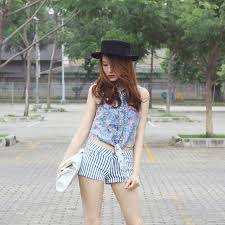 cara membuat lu led motor sendiri floral denim top and angle management elle and jess bloglovin