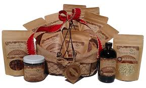 food gift basket all organic and gluten free food gift basket by