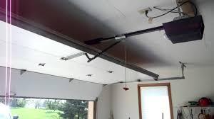 Original Overhead Door by Old Sears Craftsman Garage Door Opener Youtube