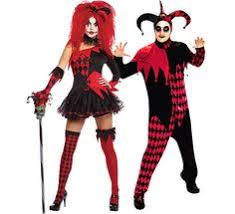 twisted jester couple costumes jester couple costume halloween
