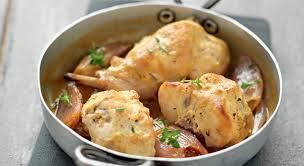 recette cuisine lapin un plat gourmand de lapin à la moutarde