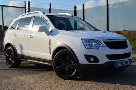 used 2015 vauxhall antara exclusiv cdti s s for sale in essex