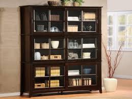 Ikea Billy Bookcases With Glass Doors by 100 Ikea Bookshelves Hack Custom Display Wall Using Ikea