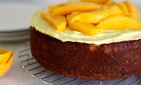 Kek Mango mango coconut cake kidspot