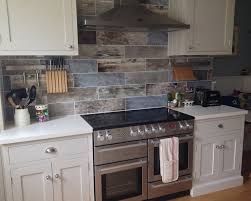 9 striking kitchen splashback ideas from customers walls and floors