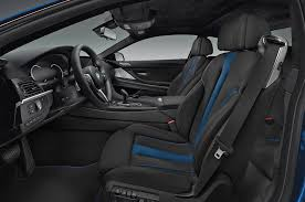 bmw blue interior bmw 6 series m sport limited edition is all about the details