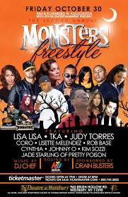 the 2nd annual monsters of freestyle ball fever records artist