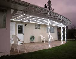 Led Patio Light A White Light Emitting Diode Led Illuminated Patio Cover