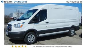 new 2017 ford transit van full size cargo van in vandalia 17t0268