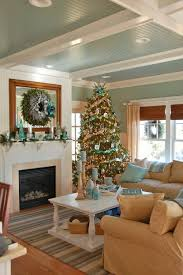 blue and white family room house beautiful pinterest painted ceiling beams ideas on on cosy interior best scandinavian