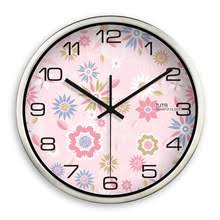 Decorative Metal Wall Clocks Compare Prices On Large Metal Wall Clock Online Shopping Buy Low