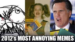 Memes Of 2012 - the most annoying memes of 2012 and a couple good ones