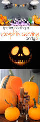 great halloween party ideas pumpkin carving party six tips to host your own